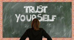 Selbstvertrauen stärken