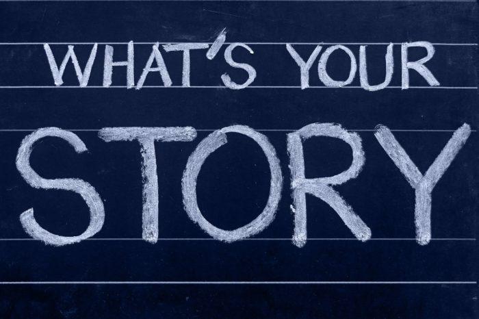 deine Geschichte loslassen
